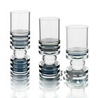 Clear Vintage Crystal Candle Holder Centerpieces Glass Candlesticks Home Decor