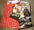 NEW - Star Wars Christmas Men's Darth Vader Boxer Shorts Small, Medium, Large $7.99 USD