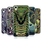 HEAD CASE DESIGNS AZTEC ANIMAL FACES SERIES 6 HARD BACK CASE FOR LG PHONES 2
