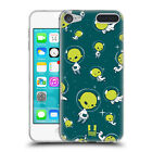 HEAD CASE DESIGNS SPACE PATTERN SOFT GEL CASE FOR APPLE iPOD TOUCH MP3