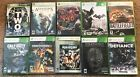 LOT OF 32 XBOX 360 GAMES MINT CONDITION! NO SPORTS GAMES!