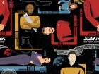 Camelot Fabrics Star Trek The Next Generation Quilting Fabric The Crew (63201... on eBay