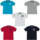 Boys New Cotton Polo T-Shirt Kids Short Sleeve Red Grey Navy White Top 7-13 Year