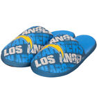 Los Angeles Chargers Digital Print Slippers - Navy $21.99 USD on eBay
