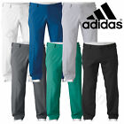 Adidas Puremotion ClimaLite 3 Stripes Mens Stretch Golf Trousers / Pants