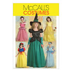 McCall's 5494 Sewing Pattern to MAKE Disney Princess Character Gown/Fancy Dress