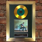 #80 GOLD DISC SHAWN MENDES Illuminate Signed Autograph Mounted Photo Repro A4