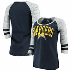 Los Angeles Chargers 5th & Ocean by New Era Women's Athletic Space Dye $39.99 USD on eBay