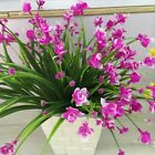 White Orchid Phalaenopsis Artificial Flowers Artificial Plant Home Flower Decor