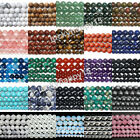 Wholesale Assorted Natural Gemstone Round Loose Strand Beads 4/6/8/10/12/14MM