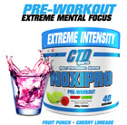 CTD Sports NOXIPRO Extreme Pre-Workout Energy, Focus, Strength - 40 Servings $29.95 USD on eBay