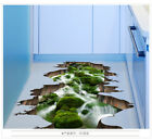 3d Home Decoration Floor Wall Stickers Pvc Removable Murals Ae4644