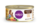 Halo Holistic Gluten Free Turkey & Quail Recipe Canned Cat F