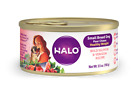 Halo Small Breed Healthy Weight Salmon & Venison Recipe Canned Dog Food