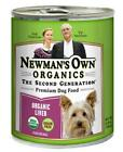 Newman's Own Organics Liver Canned Food for Dogs