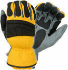 Damascus D911 Pro-X Heavy-Duty Extrication Gloves, Yellow