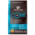Wellness Core Natural Grain Free Ocean Whitefish, Herring and Salmon Recipe Dry