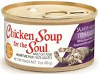 Chicken Soup For The Soul Grain Free Salmon Stew Canned Cat