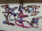 LUPINE ADJUSTABLE DOG HARNESS (PICK SIZE AND DESIGN) NEW W/ TAGS ON SALE