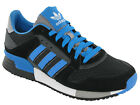 Adidas ZX 630 Trainers Mens Black Blue Fashion Sports Cushioned Lace Shoes