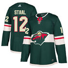12 Eric Staal Jersey Minnesota Wild Home Adidas Authentic
