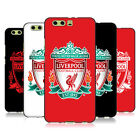 OFFICIAL LIVERPOOL FOOTBALL CLUB CREST 1 BLACK SOFT GEL CASE FOR HUAWEI PHONES