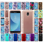 FOR SAMSUNG GALAXY J7 2018 TUFF ARMOR DUAL LAYER CASE SHOCK RUBBER COVER+STYLUS