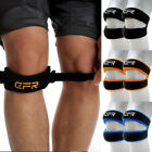 Dual Straps Open Patella Knee Support Running Basketball Fastener Knee Brace CFR