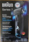 Braun Series 7 Wet&Dry Electric Shaver. Model 740s-7 Turbo Mode