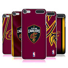 OFFICIAL NBA CLEVELAND CAVALIERS HARD BACK CASE FOR APPLE iPOD TOUCH MP3
