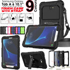 Kyпить Samsung Galaxy Tab A 10.1 SM-T580 Tough Rugged Armour SHOULDER STRAP Case Cover на еВаy.соm
