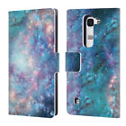 OFFICIAL BARRUF GALAXY LEATHER BOOK WALLET CASE COVER FOR LG PHONES 2