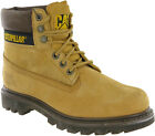 Caterpillar CAT Colorado Mens Honey Lace Up Casual Walking Hiking Ankle Boots