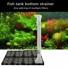 Supply Aquarium Bottom Sand Filter Plates Cleaning Tool Purification Water
