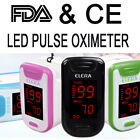 LED Display Fingertip Pulse Oximeter Blood Oxygen SpO2  Heart Rate Monitor
