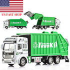 Toys for Boys Kids Pull Back Power Alloy Truck Rubbish Garbage Car Cool Toys