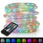 "West Ivory 1/2"" Multi-Colors + 8 Color Modes & 4 Lighting Effects LED Rope Light"