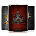 OFFICIAL STAR TREK KLINGON BADGES SOFT GEL CASE FOR APPLE SAMSUNG TABLETS on eBay