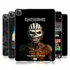 OFFICIAL IRON MAIDEN ALBUM COVERS SOFT GEL CASE FOR APPLE SAMSUNG TABLETS