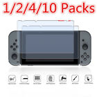 For Nintendo Switch 9H+ Real Premium Tempered Glass Screen Protector Film Guard