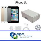 Apple iPhone 5S | 16GB 32GB 64GB | CDMA GSM | Gray Silver Gold | GRADE A-C <br/> 30 DAY WARRANTY! FREE SHIPPING! CHARGER INCLUDED!