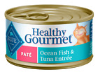 Blue Buffalo Healthy Gourmet Adult Ocean Fish & Tuna Entree