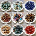 Внешний вид - Wholesale Lots Natural Stone Gemstone Round Spacer Loose Beads 4MM 6MM 8MM 10MM