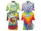 Innova TIE DYE LOGO SST Disc Golf T-Shirt - PICK YOUR SIZE & COLOR image