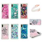 Bling Glitter Case TPU Bumper ShockProof Protection Cover for iPhone XR XS Max