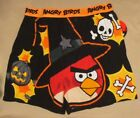 Halloween Angry Birds Witchy Red Bird Men's Boxers (SIZES: Small-XLarge) NEW!
