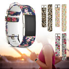 Silicone Adjustable Watch Band Replacement Strap Wrist Bands For Fitbit Charge 2