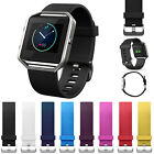 For Fitbit Blaze Silicone Fitness Sport Strap Replacement Band Large / Small image