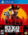 Red Thorough Redemption 2 - PS4 [Digital Code]: Video Games