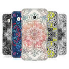 OFFICIAL MICKLYN LE FEUVRE MANDALA HARD BACK CASE FOR HTC PHONES 1